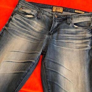 Dear John skinny Flare Jeans.